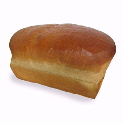 Afbeeldingen van Melkwit brood breed