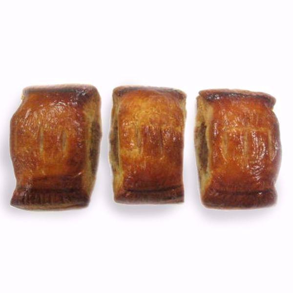 Afbeelding van Saucijzenbroodje mini per 12