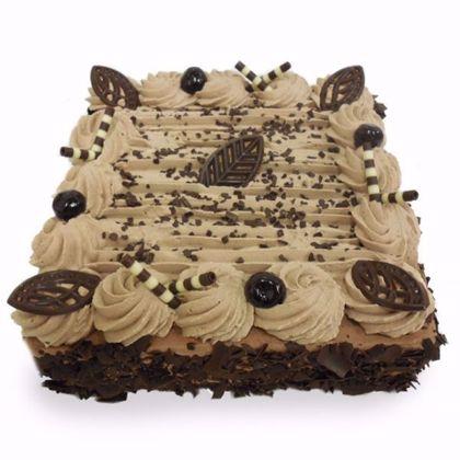 Afbeeldingen van Chocolade taart