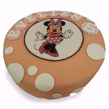 Afbeeldingen van Themataart Mini Mouse