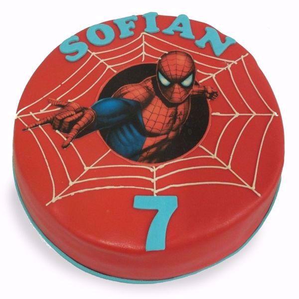 Afbeelding van Themataart Spiderman