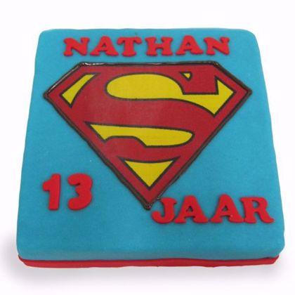 Afbeeldingen van Themataart Superman