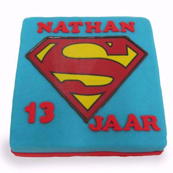 Afbeelding van Themataart Superman
