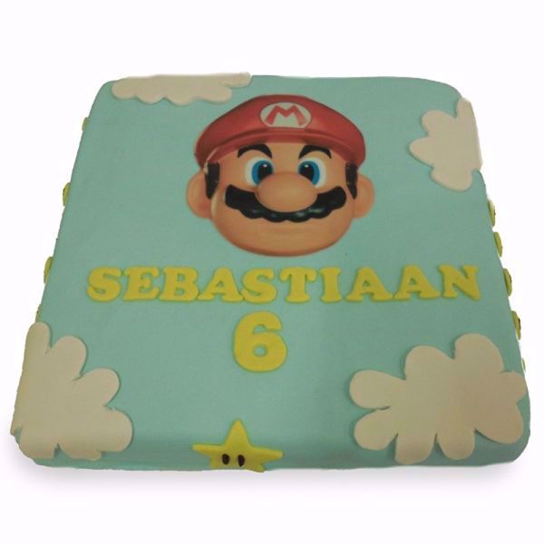 Afbeelding van Themataart Mario