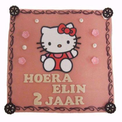 Afbeeldingen van Themataart Hello Kitty