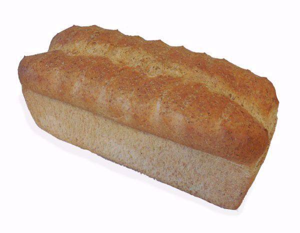 Afbeelding van Lichtbruin brood knip