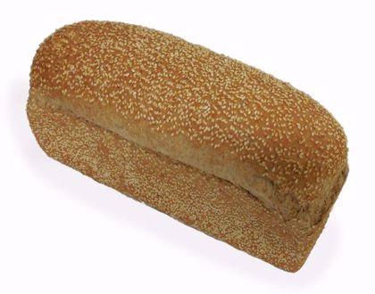 Afbeeldingen van Volkoren brood sesam