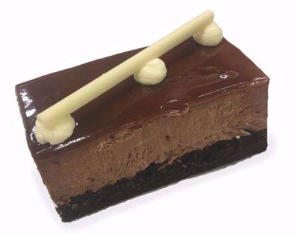 Afbeeldingen van Chocolade bavaroise