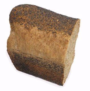 Lichtbruin brood maanzaad