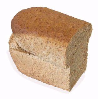 Lichtbruin brood  half
