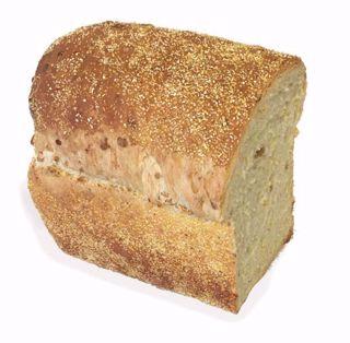 Maisbrood half