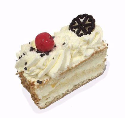 Afbeeldingen van Slagroom gebakje