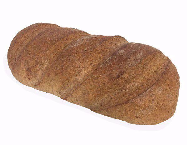 Vloerbrood bruin