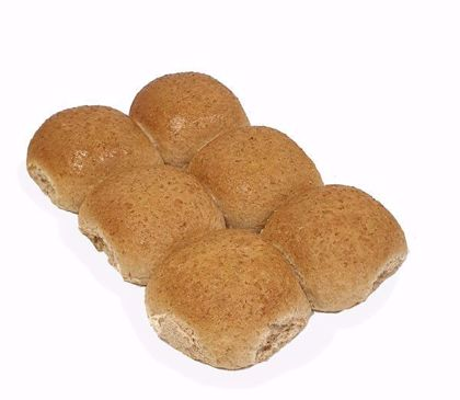 bruine broodjes zacht